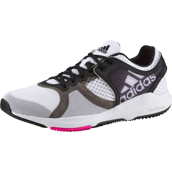 ADIDAS Damen Workoutschuhe Edge Trainer Cloudfoam