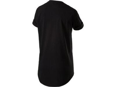 ADIDAS Damen Shirt A Letter Schwarz