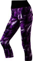 ADIDAS Damen Tight Workout 3/4 High Rise AOP