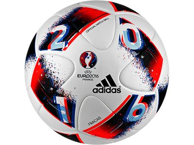 ADIDAS Ball EURO16 OMB Weiß