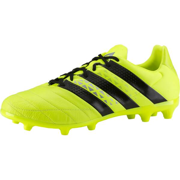ADIDAS Herren Fussball-Rasenschuhe ACE 16.3 FG Leather
