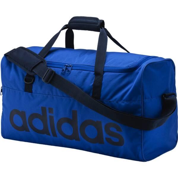 ADIDAS Sporttasche Linear Performance M Blau