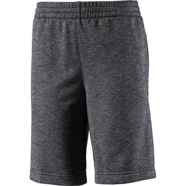 ADIDAS Kinder Shorts Urban Football Grau