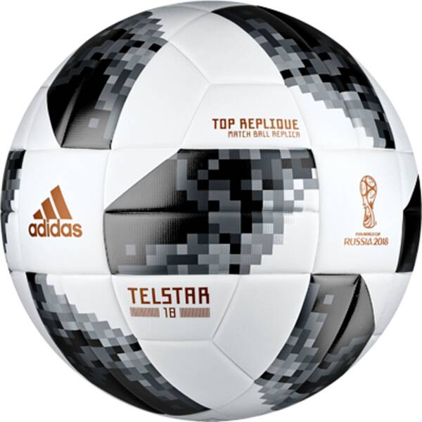 ADIDAS Herren FIFA Fussball-Weltmeisterschaft Top Replique Ball