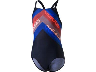 ADIDAS Kinder Badeanzug FIT 1PC LIN Blau