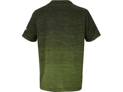 ADIDAS Kinder T-Shirt Gradient Grün