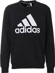ADIDAS Herren Must Haves Badge of Sport Sweatshirt