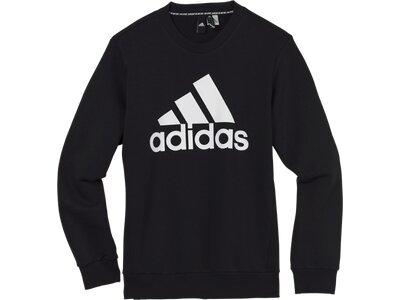 ADIDAS Herren Must Haves Badge of Sport Sweatshirt Schwarz