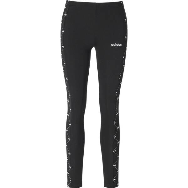 ADIDAS Damen Linear Graphic Leggings