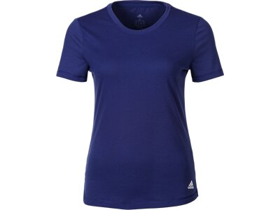 adidas Damen Prime Tee Aeroready Sport T-Shirt Blau