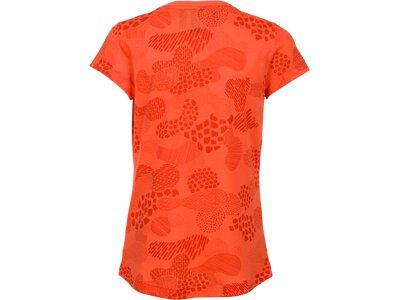 adidas Mädchen Must Haves Graphic T-Shirt Orange