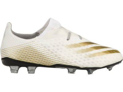 adidas Herren Fußballschuhe X GHOSTED.2 FG Weiß