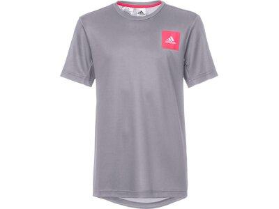 ADIDAS Kinder Shirt JB TR AERO Grau