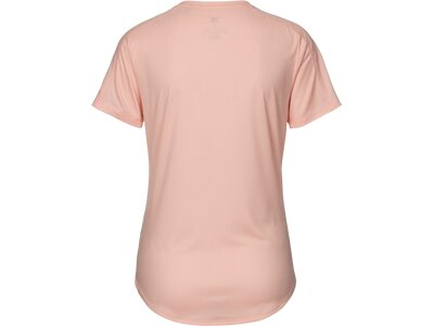 ADIDAS Damen RUN IT TEE 3S Pink