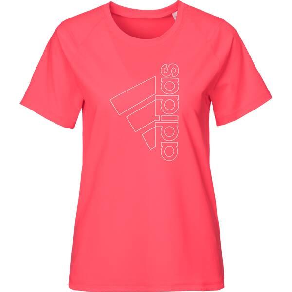 ADIDAS Damen Shirt TECH BOS