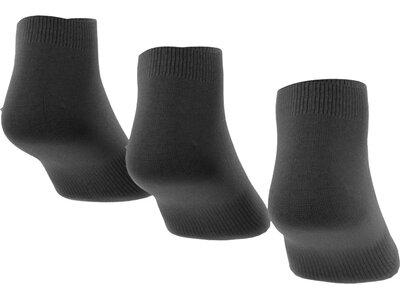 ADIDAS Performance Thin Sneakersocken, 3 Paar Schwarz