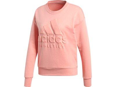 ADIDAS Damen Sweatshirt W SID SW Pink
