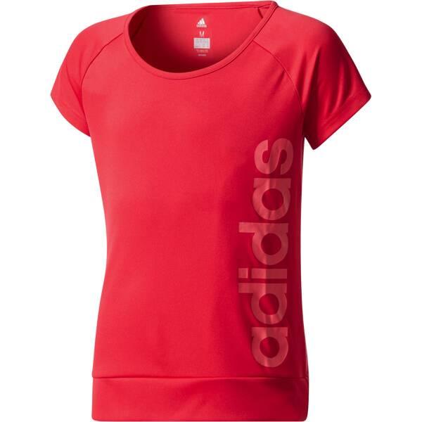 ADIDAS Girls Trainingsshirt / T-Shirt Gear Up Tee