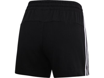 ADIDAS Damen Essentials 3-Streifen Shorts Schwarz