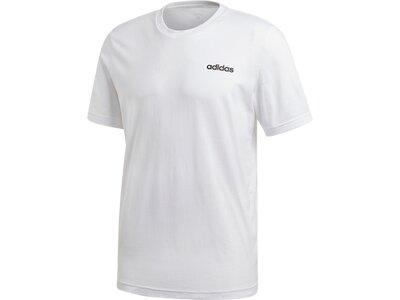 ADIDAS Herren Shirt E PLN TEE Weiß