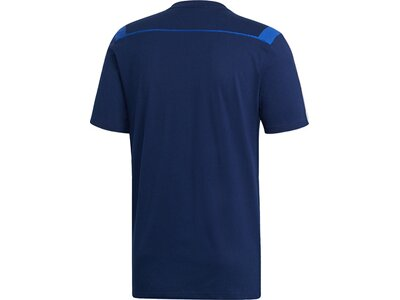 ADIDAS Herren T-Shirt Tiro 19 Blau