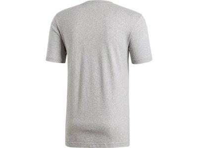 ADIDAS Herren Shirt E LIN BRUSH Grau
