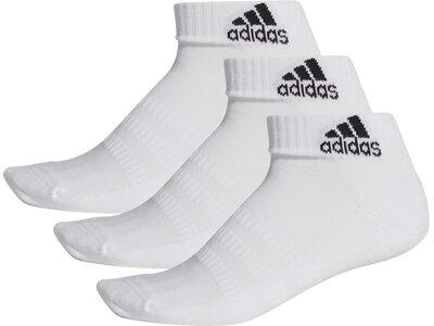 ADIDAS Herren Socken Cushioned Ankle Grau
