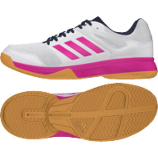 ADIDAS Damen Volleyballschuhe Speedcourt