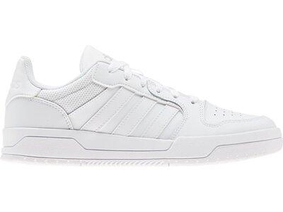 adidas Damen Entrap Schuh Weiß