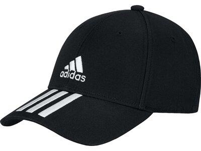 ADIDAS Herren BALL 3S CAP CT Schwarz