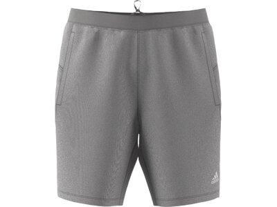 adidas Herren Shorts Climalite Grau