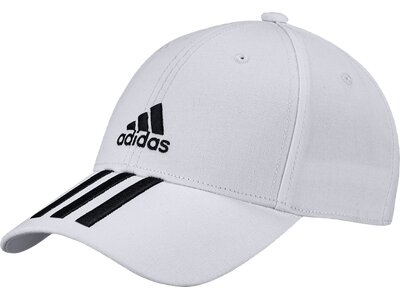 ADIDAS Herren BALL 3S CAP CT Weiß