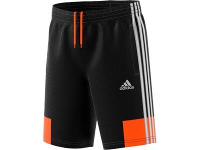 ADIDAS Kinder Shorts B A.R. 3S Braun
