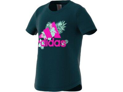 ADIDAS Kinder Shirt TROPICAL BOS G Pink