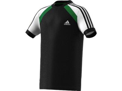 ADIDAS Kinder Shirt B BOLD Schwarz