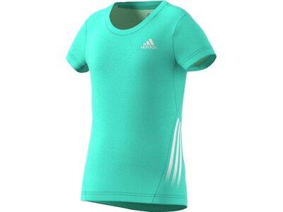 ADIDAS Kinder Shirt G A.R. 3S Grün
