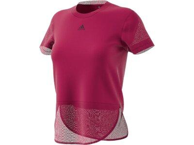 ADIDAS Damen Shirt A.RDY LVL 3 Schwarz