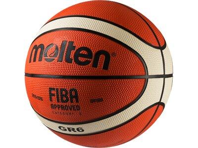 Basketball GR6 Orange