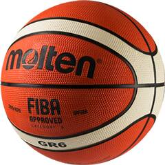 MOLTEN EUROPE Basketball GR6