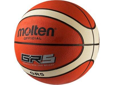 MOLTEN EUROPE Basketball Orange