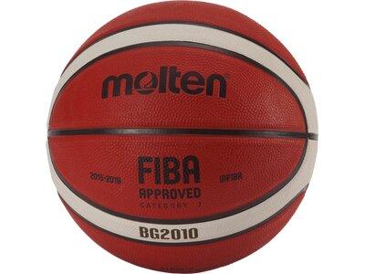 MOLTEN EUROPE Basketball B6G2000 Braun