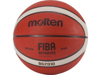 MOLTEN EUROPE Basketball B6G2000 Braun