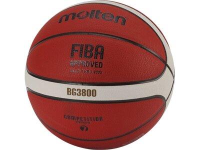 MOLTEN EUROPE Ball B7G3800 Braun