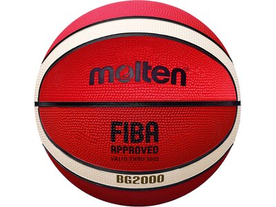 MOLTEN EUROPE Ball B7G2000 Orange