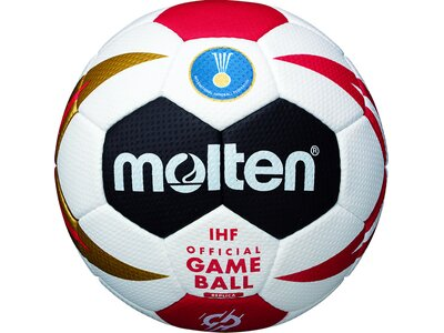 MOLTEN Handball Replika Gr. 1 Weiß