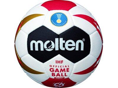MOLTEN Ball H3X3200-M9Z Weiß