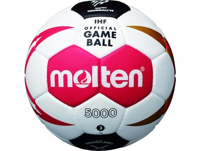 Handball Match Gr. 3 Weiß