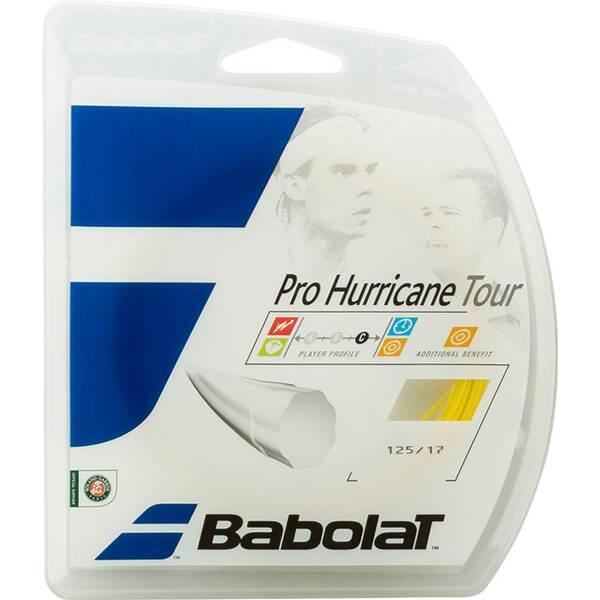 BABOLAT Tennis-Saite Pro Hurricane Tour 12 m