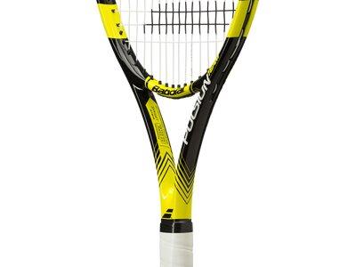 BABOLAT Herren Tennisschläger PULSION 102 STRUNG Gelb