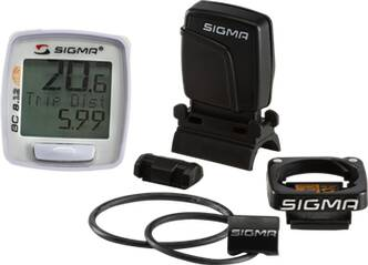 SIGMA GPS Radcomputer SPORT BC 8.12 ATS
